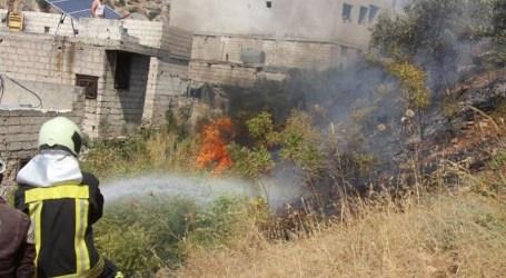 الدفاع المدني يعلن عن استعداده للمساعدة في إطفاء حرائق حماة