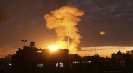 الميليشيات الإيرانية وقوات السلطة يخسرون عناصرا بقصف جديد جنوب دمشق (فيديو)