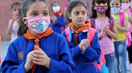 مدارس السلطة السورية تسجل ارتفاعا بإصابات فيروس كورونا