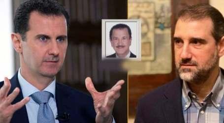 وفاة محمد مخلوف خال بشار الأسد  في دمشق
