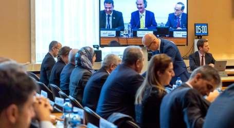 اللجنة الدستورية وأعمالها في مرمى نيران شخصيات سورية بارزة