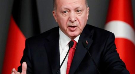 أردوغان يتحدث عن موعد خروج القوات التركية من سوريا