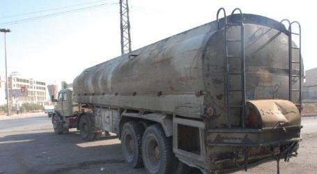 السلطة السورية تخصص صهريج لبيع البنزين لفئات محددة في دمشق