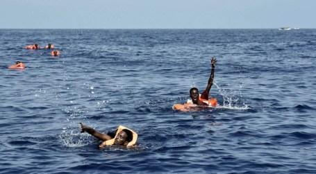 20 ألف شخص غرقوا في البحر المتوسط خلال السنوات السبع الأخيرة