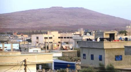قوات السلطة السورية تدخل بلدة كناكر وتشن حملة تفتيش
