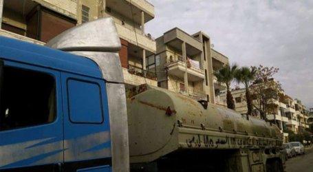 السلطة السورية توزع 4 ملايين ليتر مازوت في اللاذقية