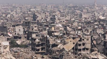 مخيم اليرموك.. عائلات تنتظر الموافقة الأمنية لدخول منازلها