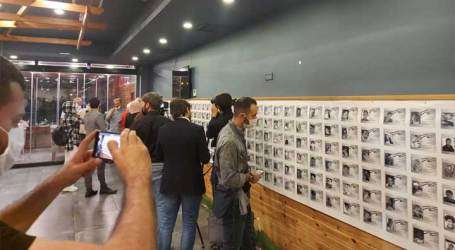 """""""سكان الذاكرة"""" معرض في اسطنبول يضم 4600 صورة لأطفال قتلتهم السلطة السورية"""