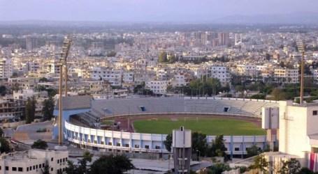 الاتحاد الرياضي في حماة يقيم مباراة بحضور جماهيري متجاهلا كورونا