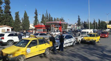 محطات وقود في دمشق تغلق أبوابها ومخاوف من أزمة جديدة