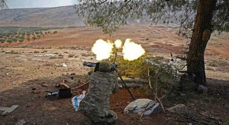قتلى للميليشيات الإيرانية بقصف للفصائل في إدلب