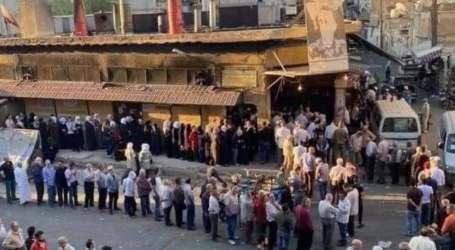 السلطة السورية تخصص ربطتي خبز للعائلة من شخصين كل يومين وانتقاد واسع للقرار