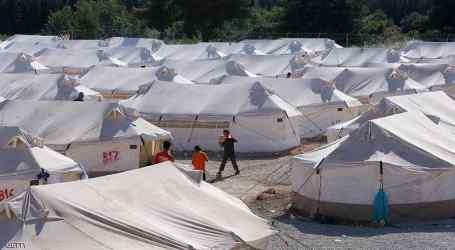 اليونان تبني مأوى يتسع لـ500 لاجئ في أثينا