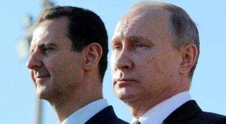 بوتين والأسد يجتمعان عبر الفيديو لبحث مؤتمر اللاجئين