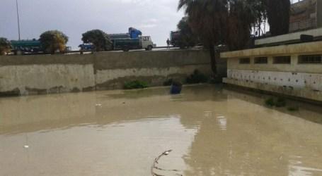 صيانة مدرسة في اللاذقية خلال الشتاء تهدد مستقبل الطلاب