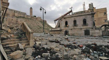 روسيا دمرت سوريا وتدعو إلى ترميم المواقع التراثية فيها