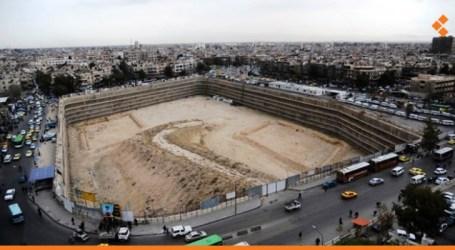 أبراج سوريا مشروع لم يبدأ تحله السلطة السورية بعد 12 عاما