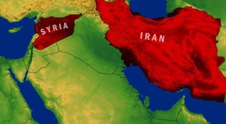 دراسة ترصد التمدد الإيراني في سوريا بين عامي 2013 و2020