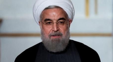 روحاني يطالب السلطة السورية بمواجهة إسرائيل في الجولان المحتل