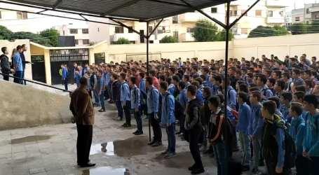 السلطة السورية تؤكد استمرار دوام المدارس وتنتقل للخطة ب لمواجهة كورونا