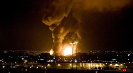 إسرائيل تقصف مستودعي أسلحة للميليشيات الإيرانية في محيط دمشق
