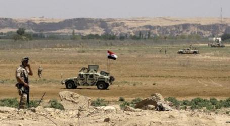 العراق يقول إنه أنهى تأمين 450 كيلو متر من الحدود مع سوريا