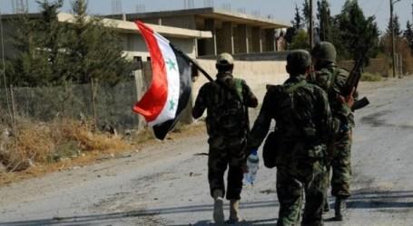 إعلام موالي للسلطة السورية ينشر صورا قديمة على أنها حشود لمعركة ضد داعش في البادية