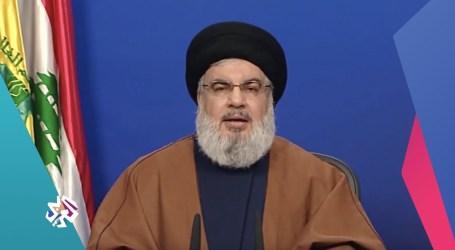 نصر الله يوجه صفعة جديدة للسلطة السورية: إيران حمت الأسد في ثمانينات القرن الماضي
