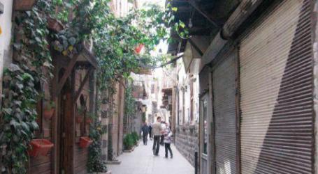 السلطة السورية تتلقى طلبات الحصول على مهمات دخول ومبيت السيارات بدمشق القديمة