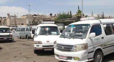 جنوبي دمشق بلا مواصلات وحلول السلطة السورية غائبة
