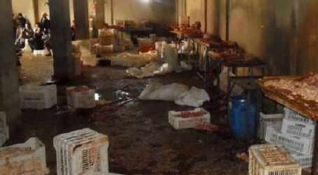 ورشات لتحويل كميات كبيرة من بقايا الدجاج إلى كباب وبيعه في ريف دمشق