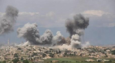 ضحايا بقصف لقوات السلطة السورية على أريحا بإدلب