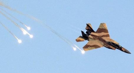 إسرائيل تؤكد شن غارتين على سوريا أواخر 2020
