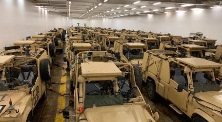 بريطانيا تقدم 100 مدرعة إلى لبنان من أجل ضبط الحدود مع سوريا