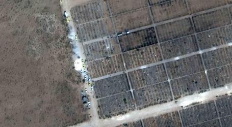 مقبرة نجها بريف دمشق تكشف حقيقة حصيلة وفيات وباء كورونا