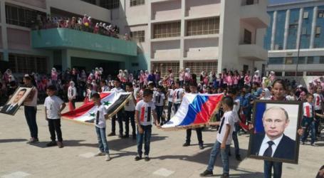 السلطة السورية: 31 ألف طالب يتعلمون اللغة الروسية
