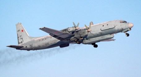 سقوط طائرة روسية بريف الحسكة ومقتل الطيار