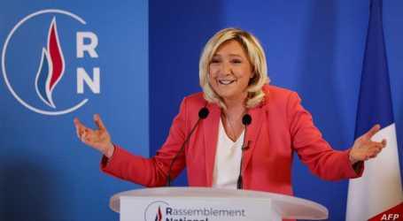 بدء محاكمة مارين لوبان في فرنسا بتهمة نشر صور إرهابية من سوريا