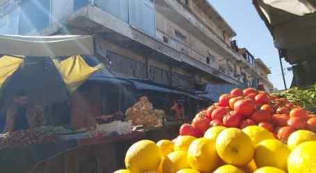 الليرة السورية تعاود الانخفاض.. والأسعار تحلّق في الأسواق