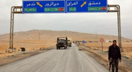 اتهامات للميليشيات الإيرانية بسرقة المدنيين على طريق تدمر – دير الزور