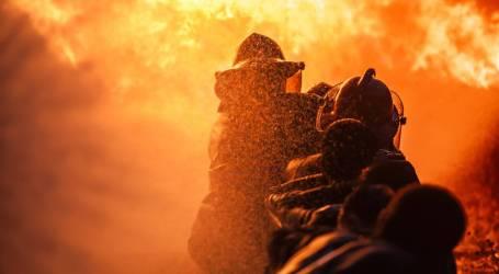 امرأة تحرق زوجها في عفرين بريف حلب لتهديده لها بالطلاق