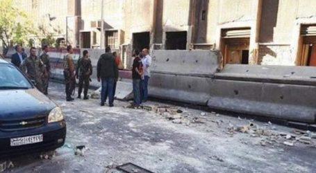 قتيل وجرحى بانفجار قنبلة في ركن الدين بمدينة دمشق