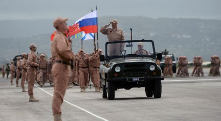"""الحرس الوطني الروسي ينفذ 10 آلا مهمة قتالية """"للسيطرة على الأوضاع في سوريا"""""""