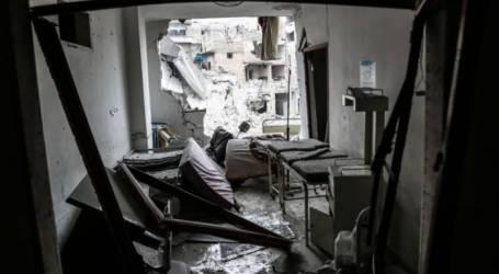 خلال 10 سنوات.. القطاع الصحي في سوريا خسر 70 بالمئة من عامليه