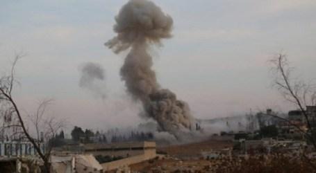 هجوم جديد لداعش في ريف الرقة والطائرات الروسية تقتل 43 عنصرا للتنظيم