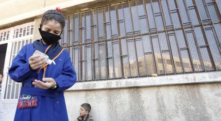 تضاعف أعداد المصابين يفيروس كورونا في مدارس دمشق واللاذقية