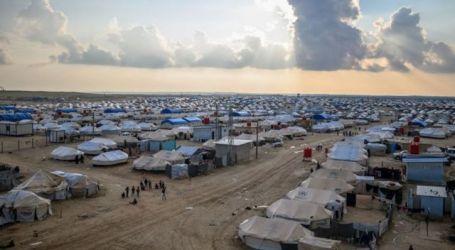 بعد مقتل طفل رميا بالرصاص.. اليونيسيف تطالب بحماية أطفال مخيم الهول