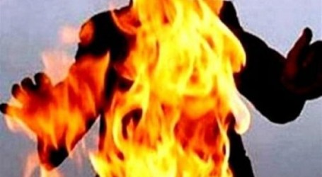 بسبب إهانة الميليشيات الإيرانية له.. شاب سوري في دير الزور يضرم النار بنفسه