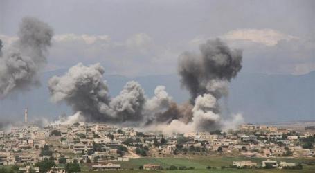 منسقو الاستجابة يوثق خروقات السلطة السورية وروسيا لاتفاق إدلب منذ بداية رمضان
