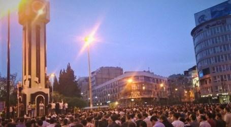 مجزرة اعتصام الساعة في حمص لا تغيب عن ذاكرة السوريين